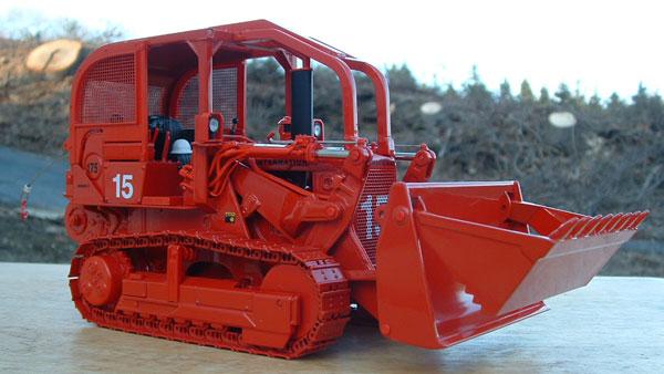 IH TD 175 Forestry Fire Crawler Dozer LTD  SALE