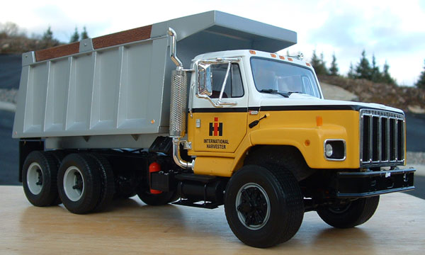 International Harvester Ih Dump Truck S Series Curtis