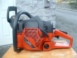 Jonsered CS-2172 with HEATED HANDLES NO BAR & CHAIN