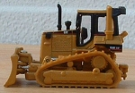 Cat D5MLGP Track Type Tractor 1/87th HO Scale