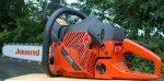 Jonsered CS-2166 Turbo chainsaw NO BAR & CHAIN