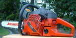 Jonsered CS-2172 Turbo chainsaw NO BAR & CHAIN